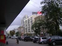 Дизайн накрышной рекламной конструкции для gorenje