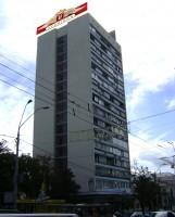 Дизайн накрышной рекламной конструкции для СК Провідна