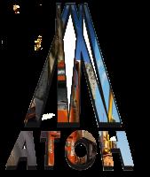 "Рефреш логотипа для лизинговой компании ""АТОН-XXI"" (вариант-2)"