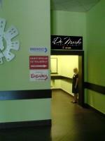 Дизайн лайтбокса на светодиодах для Ресторана De Marko