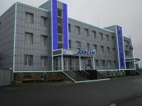 """Дизайн архитектурной светодиодной инсталяции для Отеля """"5 Океан"""" (вариант-12)"""