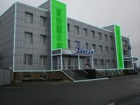 """Дизайн архитектурной светодиодной инсталяции для Отеля """"5 Океан"""" (вариант-7)"""