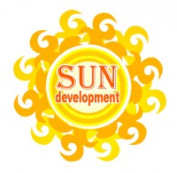 Логотип SUN DEVELOPMENT (вариант-1)