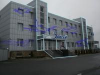 """Дизайн архитектурной светодиодной инсталяции для Отеля """"5 Океан"""" (вариант-20)"""