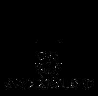 Дизайн логотипа для ANDRS MUSIC - Black Fire Stile