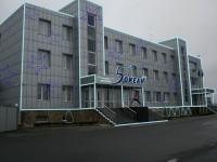 """Дизайн архитектурной светодиодной инсталяции для Отеля """"5 Океан"""" (вариант-10)"""