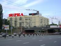 Дизайн накрышной конструкции для SUPRA