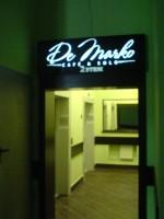 Идея, дизайн, изготовление и монтаж светодиодного лайтбокса Ресторана De Marko