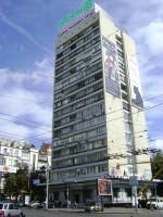 Дизайн накрышной рекламной конструкции для СК «Українська страхова група»