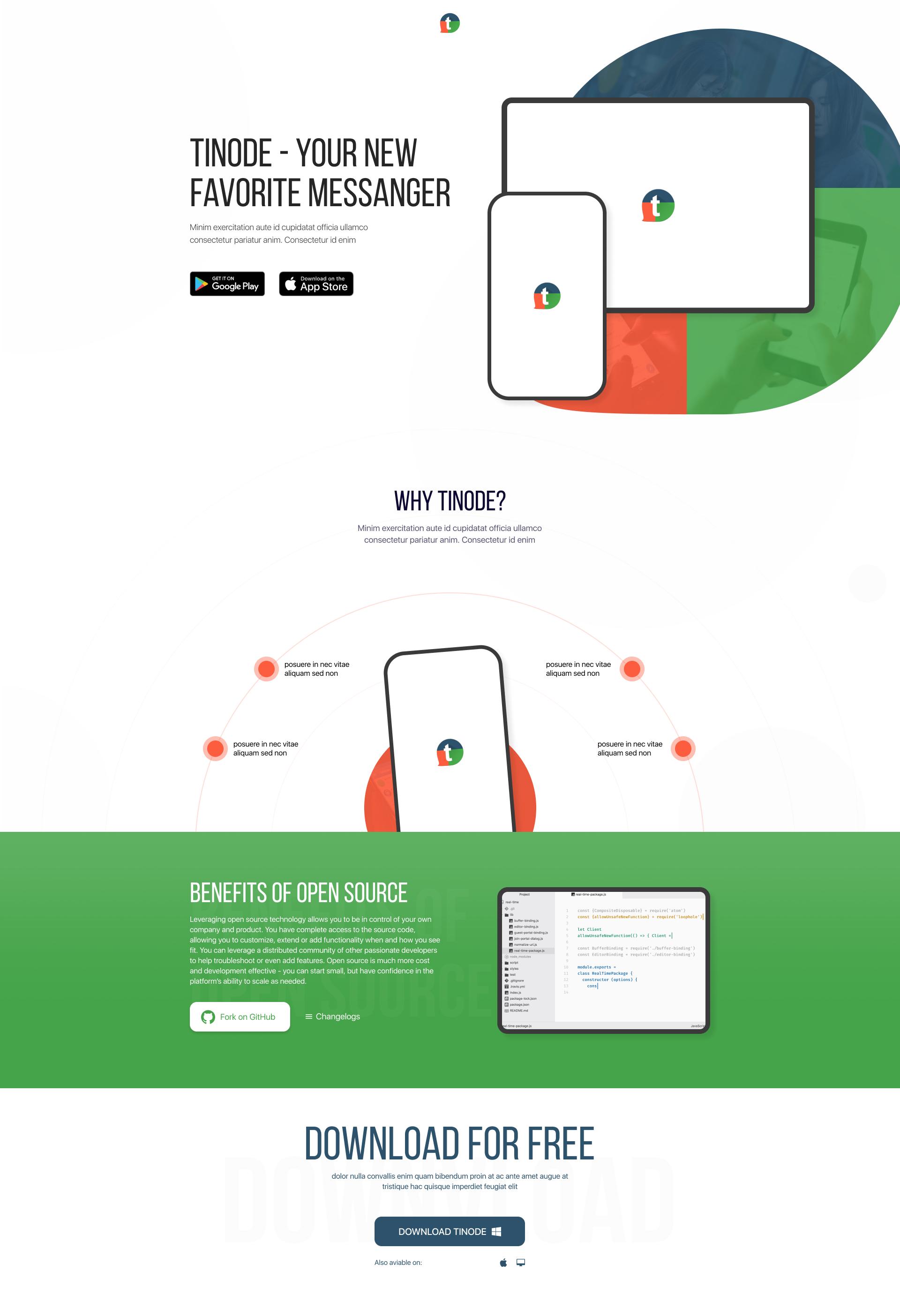 Дизайн сайта tinode.co фото f_0645d73cf889fce7.jpg