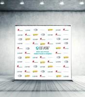 press wall IFAW