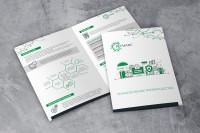 Буклет для компании Регнанс
