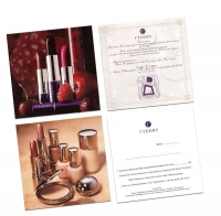 Подарочные сертификаты ByTERRY