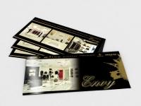Флаер для бутика Envy
