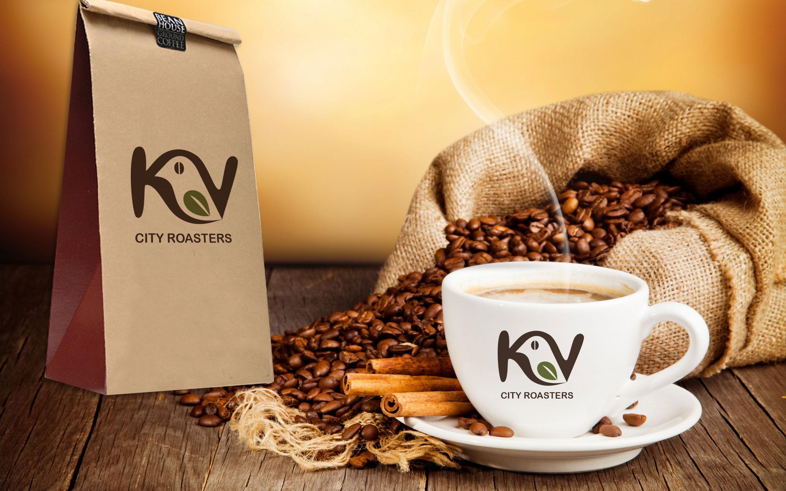 логотип для кофейной компании фото f_481541fd7cecef3b.jpg