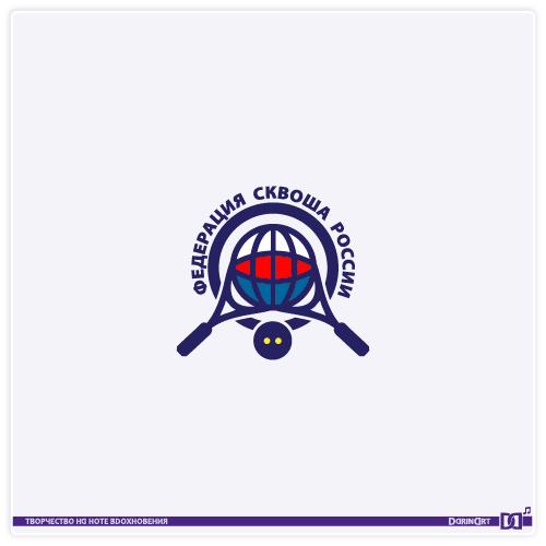 Разработать логотип для Федерации сквоша России фото f_0105f399834534b8.png