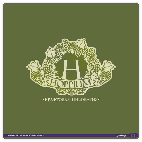 Логотип + Ценники для подмосковной крафтовой пивоварни фото f_2665dc6dbc3f0b96.png