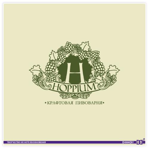 Логотип + Ценники для подмосковной крафтовой пивоварни фото f_3255dc6dbc0863dd.png
