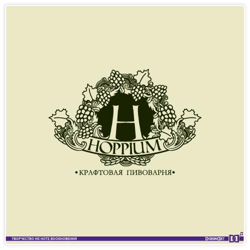 Логотип + Ценники для подмосковной крафтовой пивоварни фото f_5165dc6dbc22af02.png
