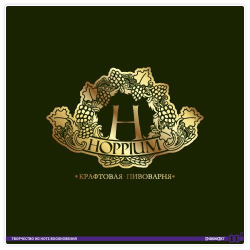 Логотип + Ценники для подмосковной крафтовой пивоварни фото f_5435dc6dbd0da4a4.png