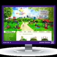 Маленькая Страна_детское уличное игровое оборудование интернет-магазин