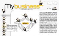 MyBusiness - бизнес-система