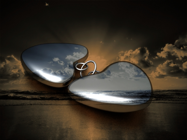 Металлические сердца