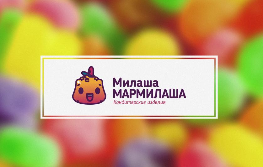 """Логотип для товарного знака """"Милаша-Мармилаша"""" фото f_5575875f081eaf48.png"""