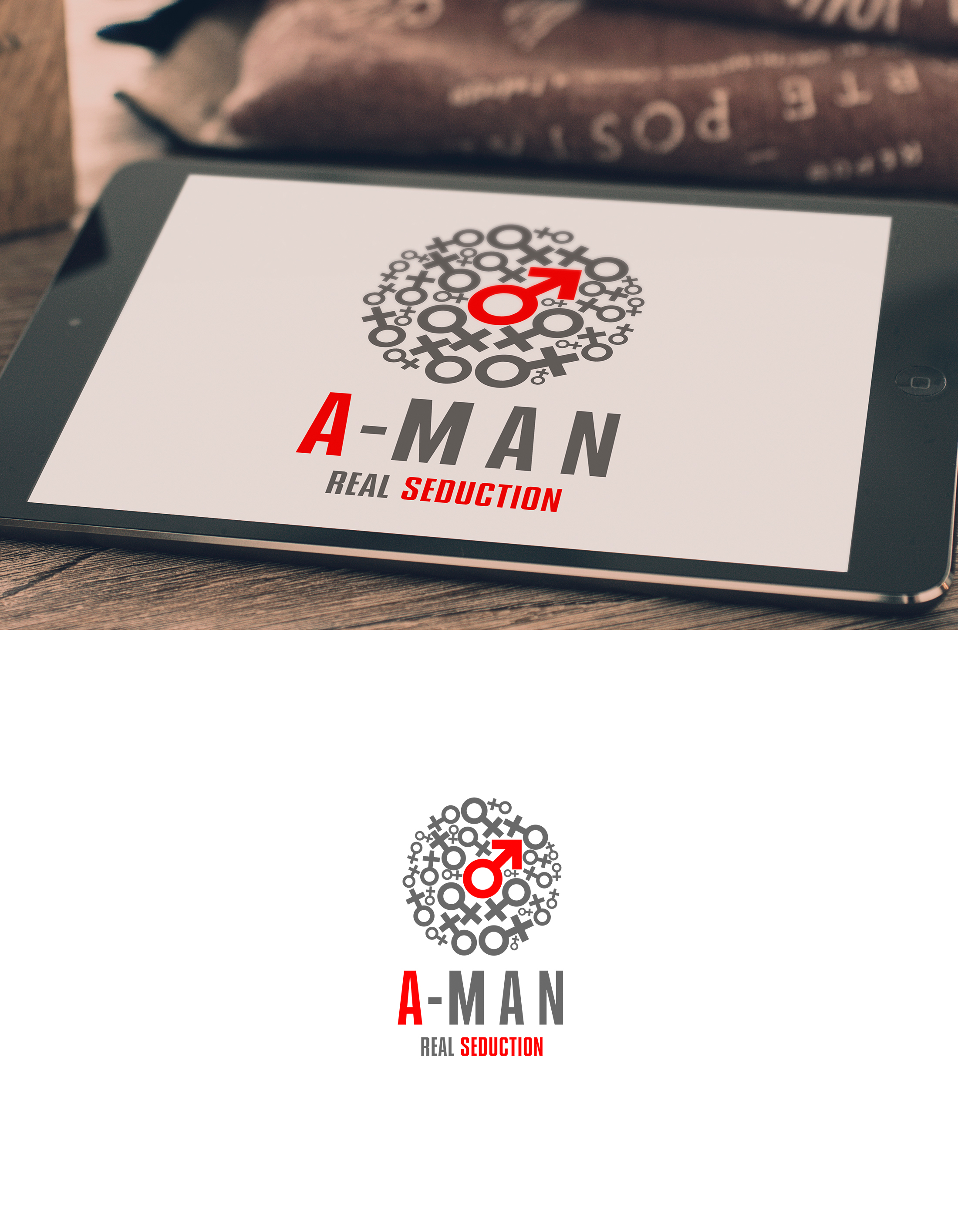 A-man