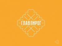 ГлавПирог, логотип