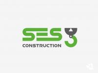 SES construction, строительство