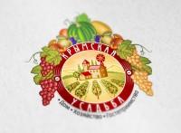 вариант логотипа Резеденция Крым для агрофермы