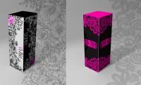варианты упаковок для парфюма