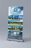 вариант ролл-апа для агентства недвижимости