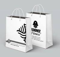 бумажные пакеты для разных фирм