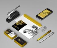 Логотип и элементы фир. стиля для салона красоты в Питере