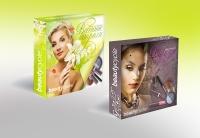 Варианты упаковки под декорт. косметик
