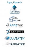варианты логотипа Альпатек