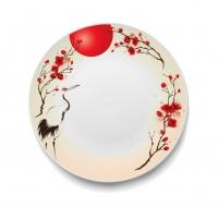 тарелки для сети Ашан