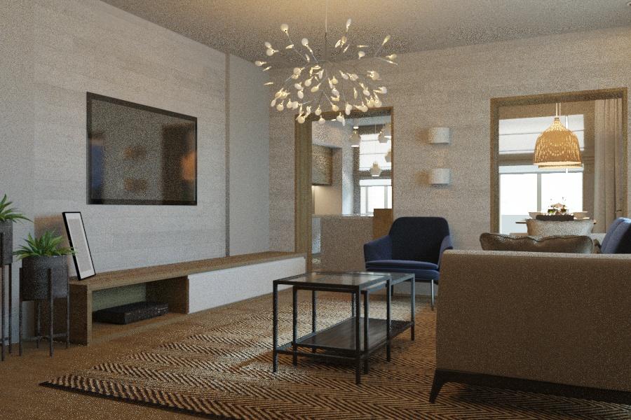 Дизайн проект интерьера первого уровня квартиры 69,9 м.кв. фото f_8335a85e674cafa2.jpg