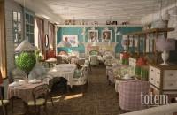 """Проект ресторана """"Любовь"""", Большой проспект Петроградской стороны, Петербург"""