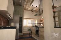 Интерьер кухни дома «Вилла Виктория» компании ARCHON+