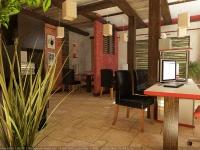 Дизайн офиса туристического агентства 1