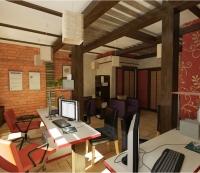 Дизайн офиса туристического агентства 2