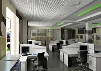 Офис компании_основной зал