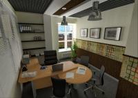 Офис компании_кабинет директора