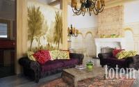 Домик под Красногорском, гостиная