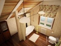 Ванная комната 1. Дом в стиле прованс