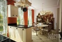 Кухня-столовая 3