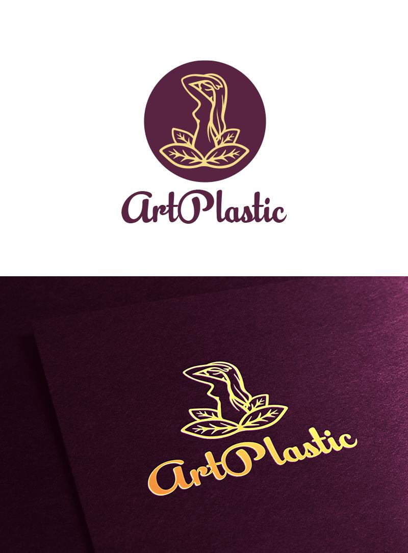 ArtPlastic логотип студии коррекции фигуры для женщин